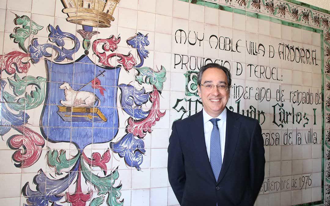 Entrevista a Ignacio Montaner el Director General de Endesa en Aragón