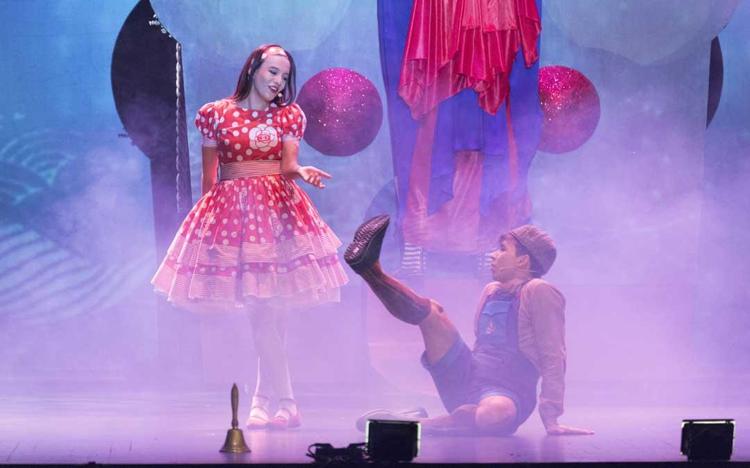 Una de las imagenes promocionales de 'El Flautista de Hamelín'//NACHO VILLAR PRODUCCIONES