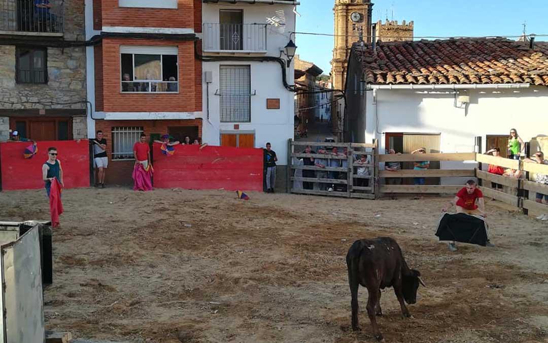 Festejos taurinos Iglesuela