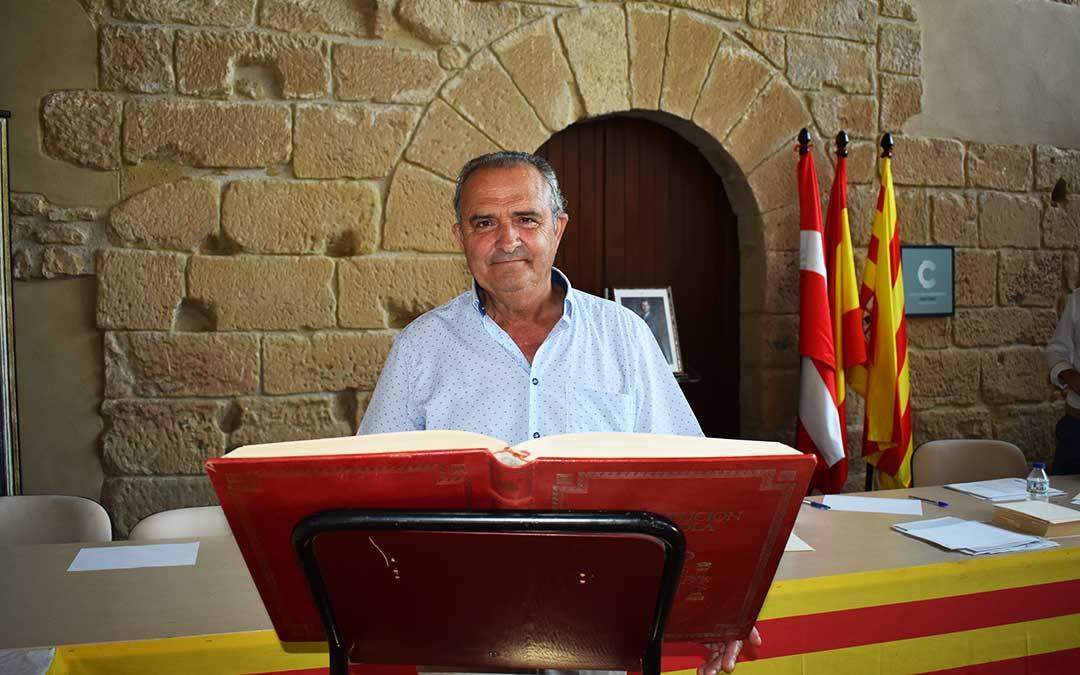 El nuevo presidente comarcal es Joaquín Llop.