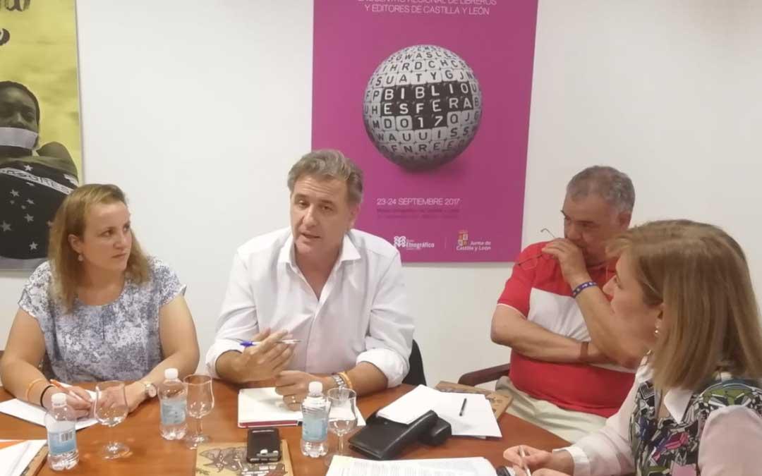 La mesa contra la despoblación celebrada en Zamora
