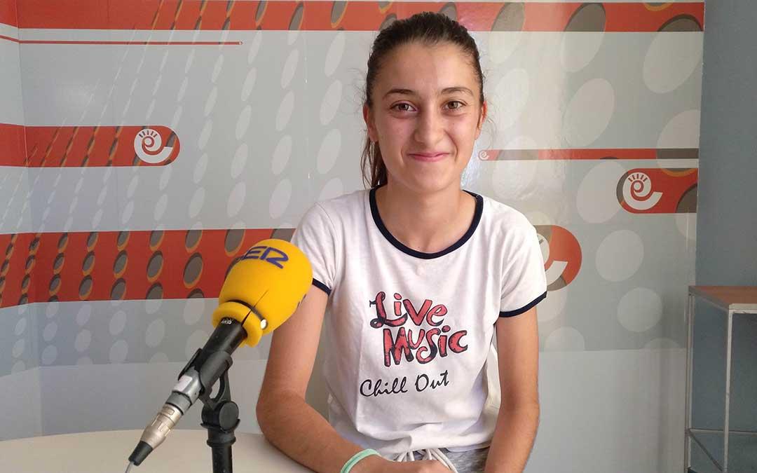 Laura Paricio ha participado junto a Paloma Lizana en el campeonato de España de Atletismo en Gijón.