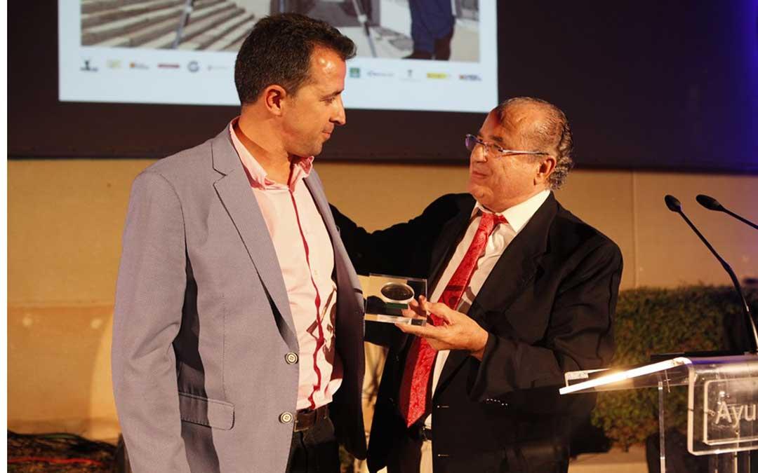El Festival Internacional Buñuel Calanda recibió la Medalla de la Fundación Lumière