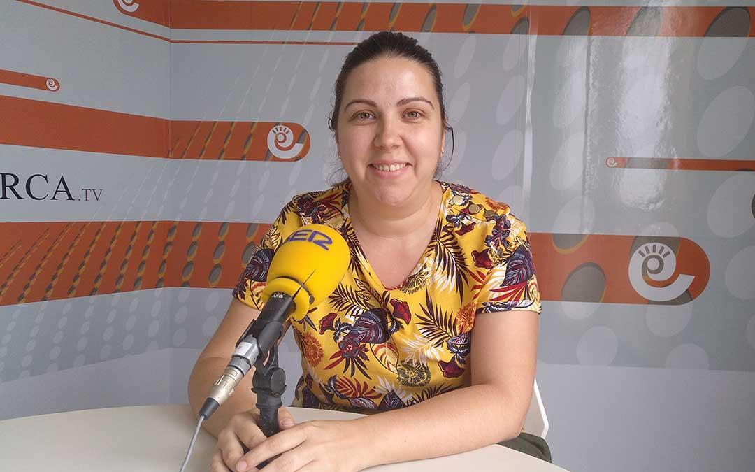 María Ariño, diputada delegada de Desarrollo Territorial y alcaldesa de Mas de las Matas, en 'Hoy es tu día'./ L.C.