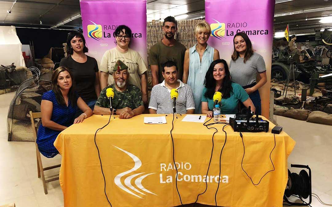 Programa especial Batalla del Ebro desde Fayón.