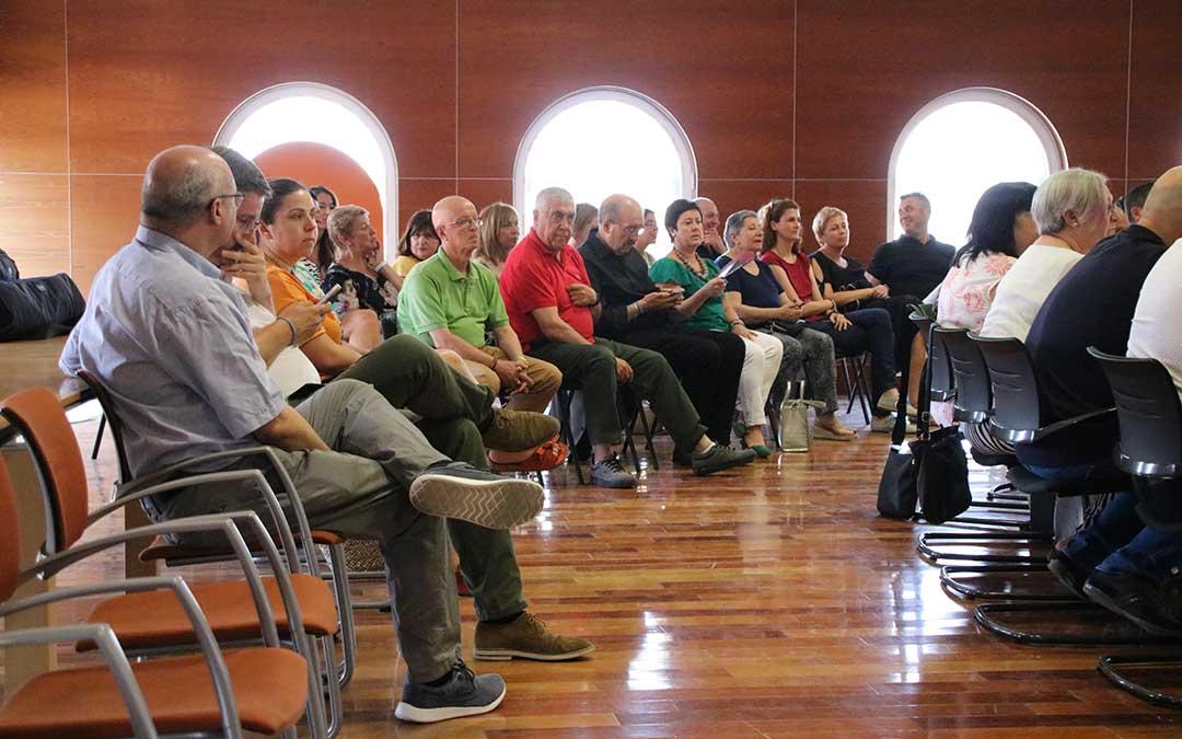 publico pleno de investidura comarca bajo aragon