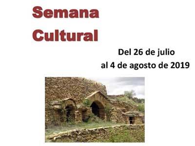 Semana Cultural en La Iglesuela