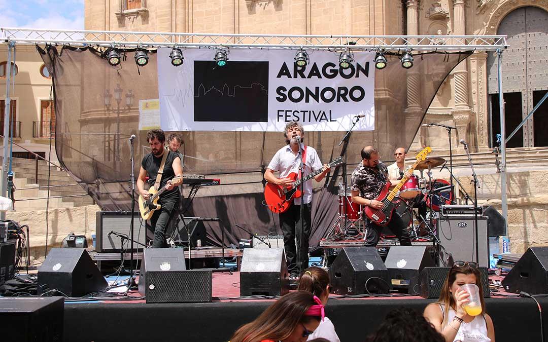 Abierto el plazo para votar los vídeos del concurso de bandas de Aragón Sonoro