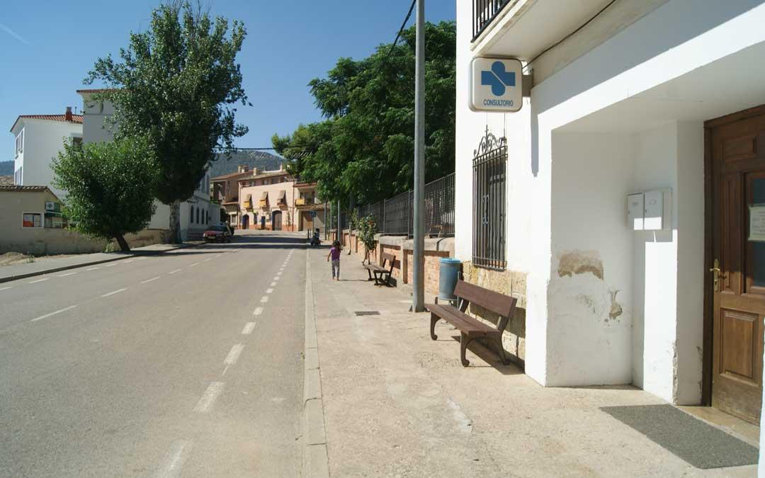 Imagen de archivo del consultorio de Torrevelilla.