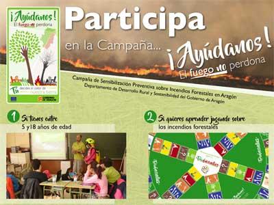 Actividades para niños y jóvenes en Calanda