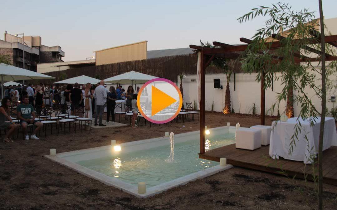 Un nuevo e idílico espacio para casarse en Alcañiz