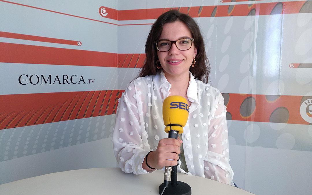 Alicia Martín.