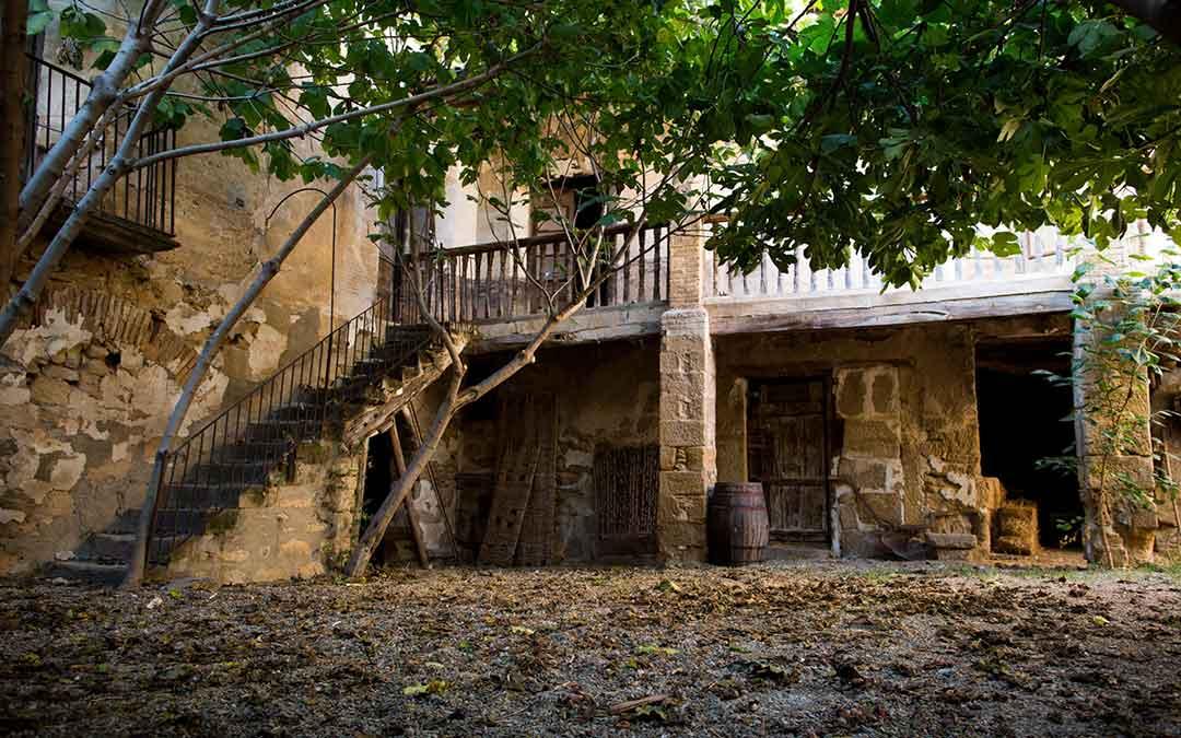 Rural Jam en la Casa Bosque de Caspe