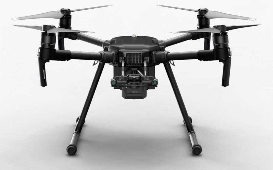 Un nuevo dron de la DGT vigilará y multará desde otoño en las carreteras de Aragón