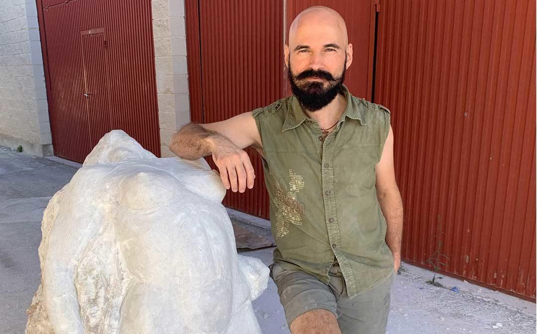Jorge Egea veranea buscando el reconocimiento del alabastro