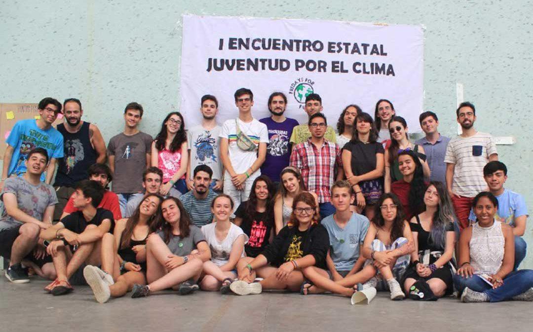 El Teruel más joven se une a 'Fridays for Future'