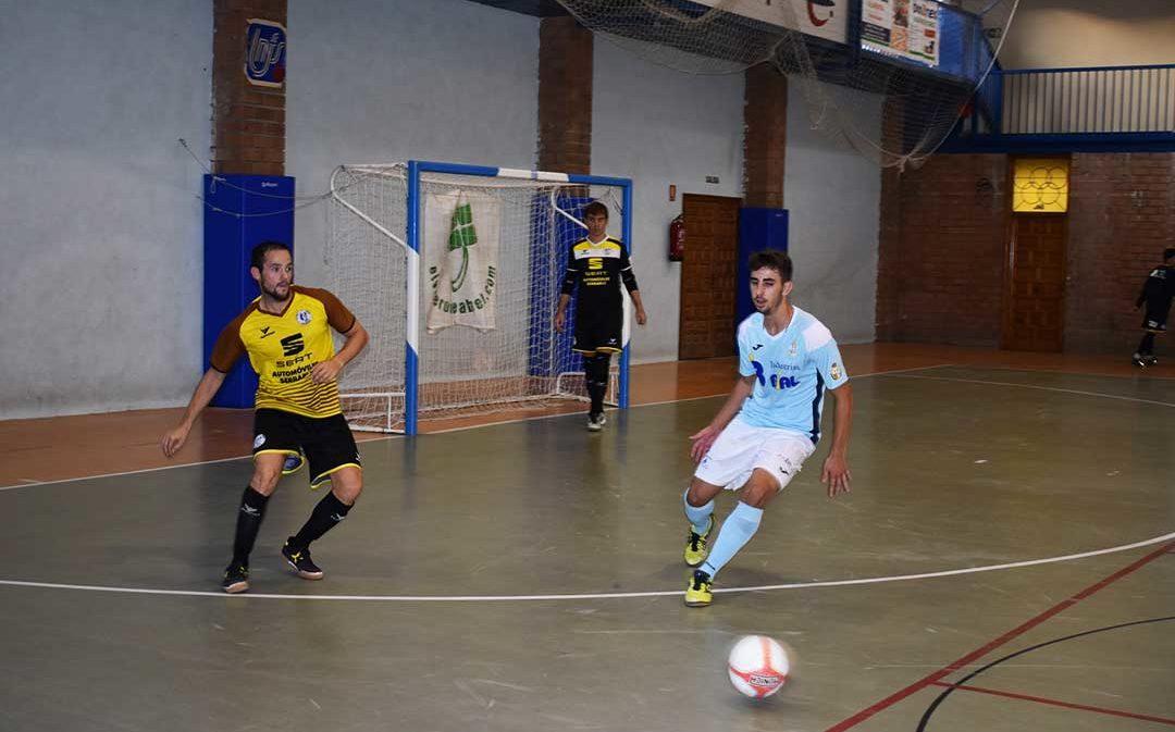 Primera victoria del FS Caspe en la Copa de Aragón
