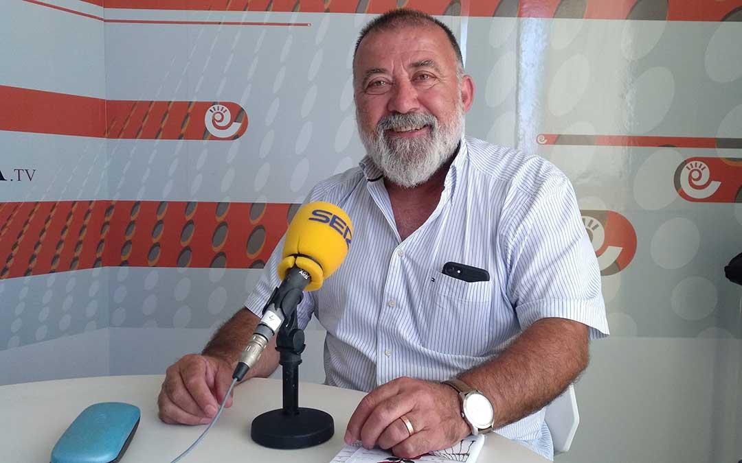 Herminio Sancho, diputado en el Congreso por Teruel.