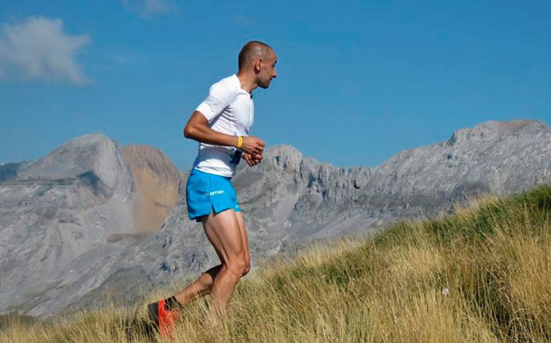 El iglesuelano Mario Bonavista, campeón de la Copa de Aragón de carreras por montaña