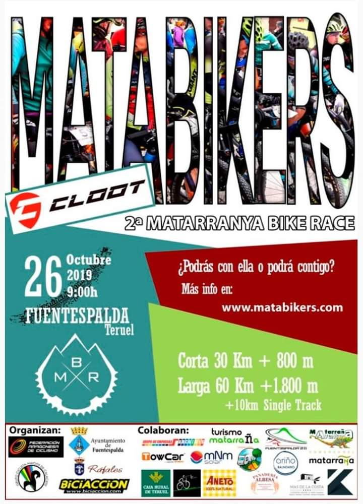 Matabikers en Fuentespalda