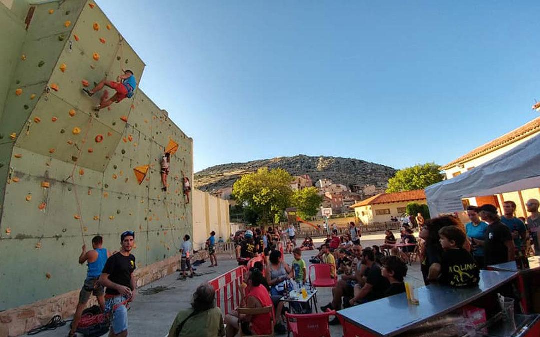 Molinos se convierte en la capital de la escalada este sábado