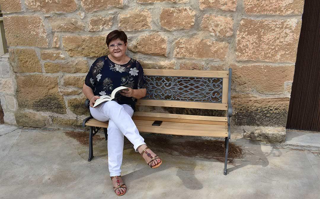 Pilar Mustieles: «Me encanta ser política de pueblo, no me veo en otro lugar»