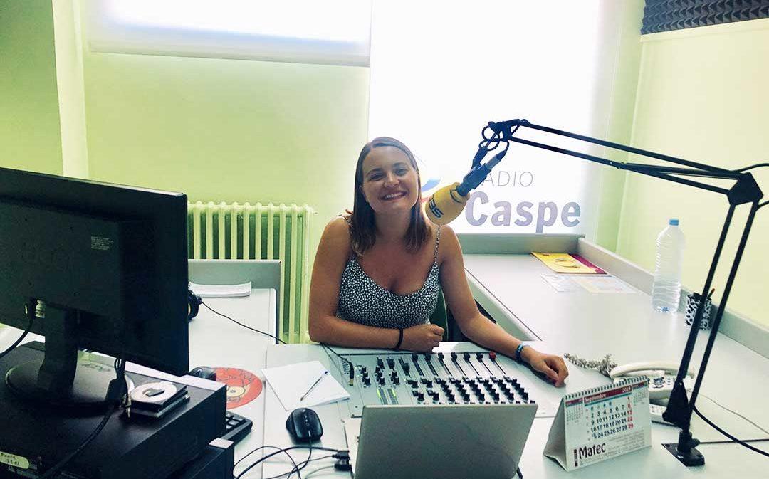 HETD Radio Caspe 30/08/2019