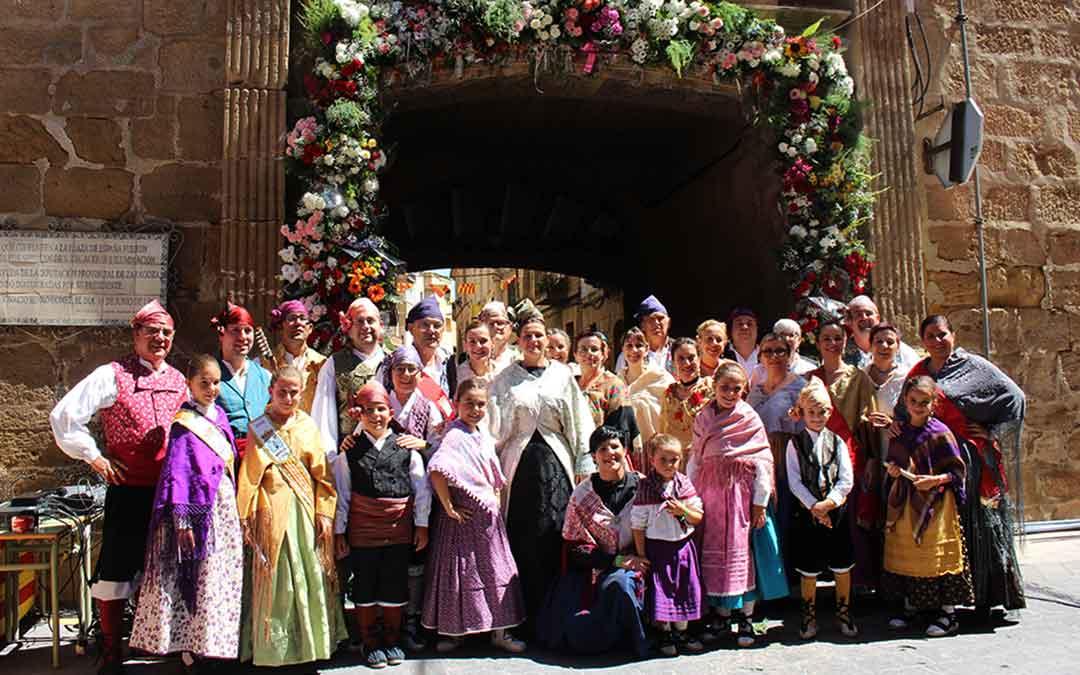 La Rondalla Maellana, una de las asociaciones culturales beneficiadas, ha percibido 3.120,40 euros para clases de aprendizaje y actividades de música y baile.