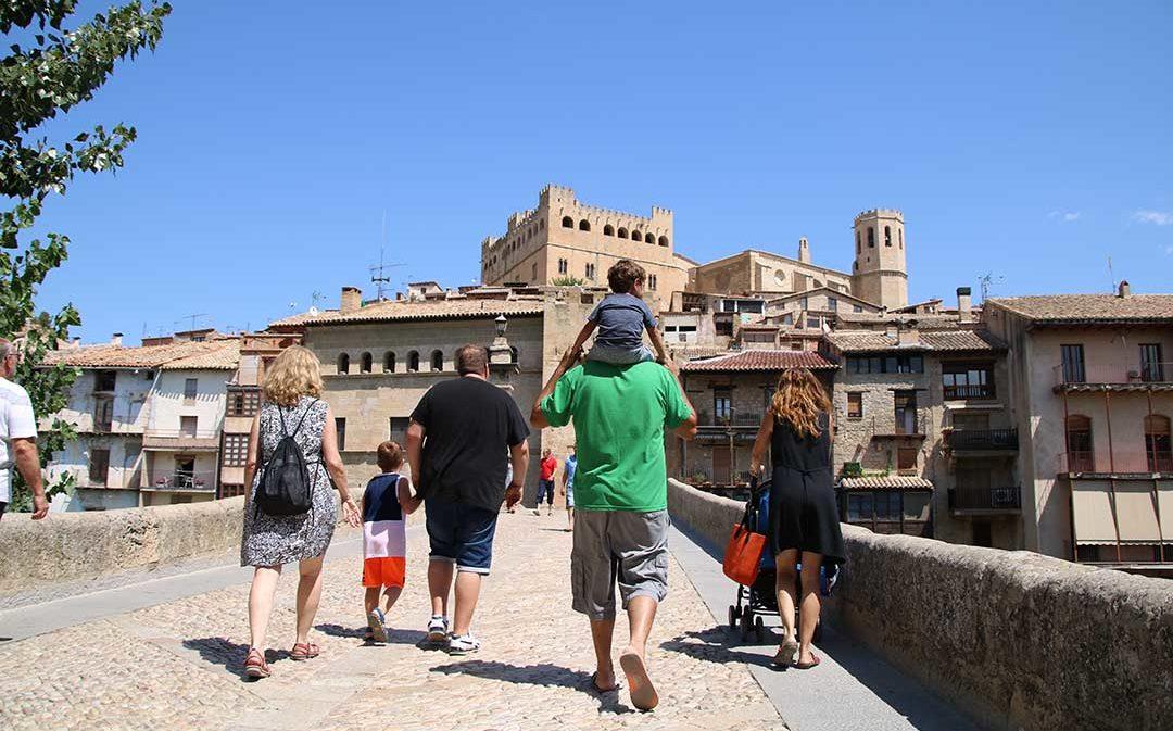 El sector turístico del Matarraña se paraliza y da el mes por perdido