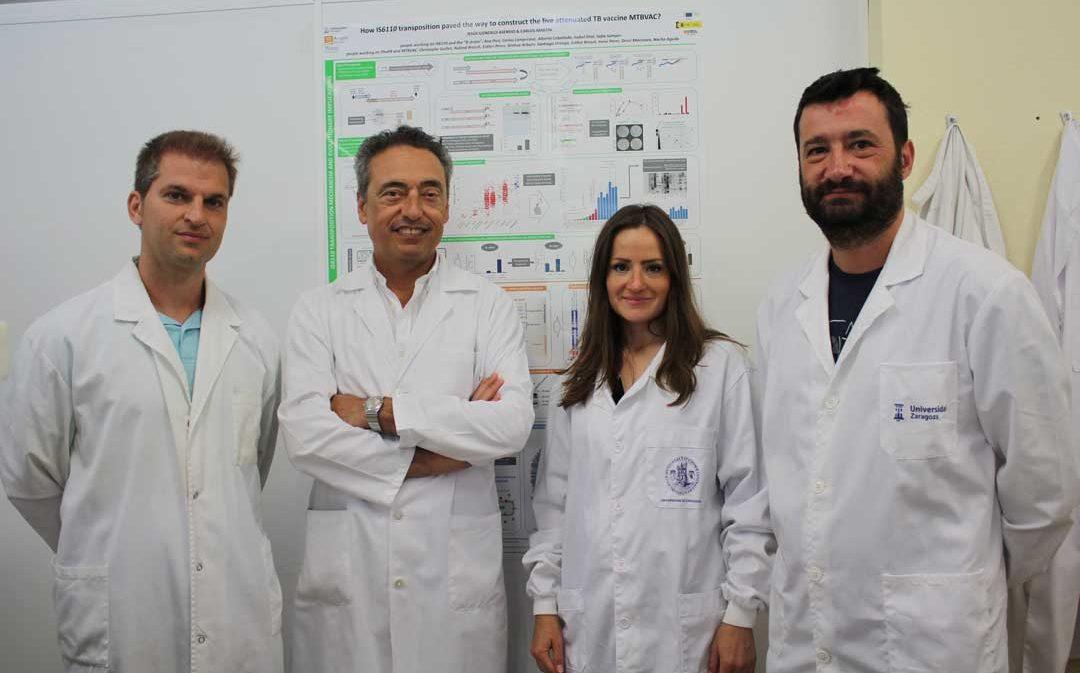 La Universidad de Zaragoza, más cerca de lograr la nueva vacuna universal contra la tuberculosis