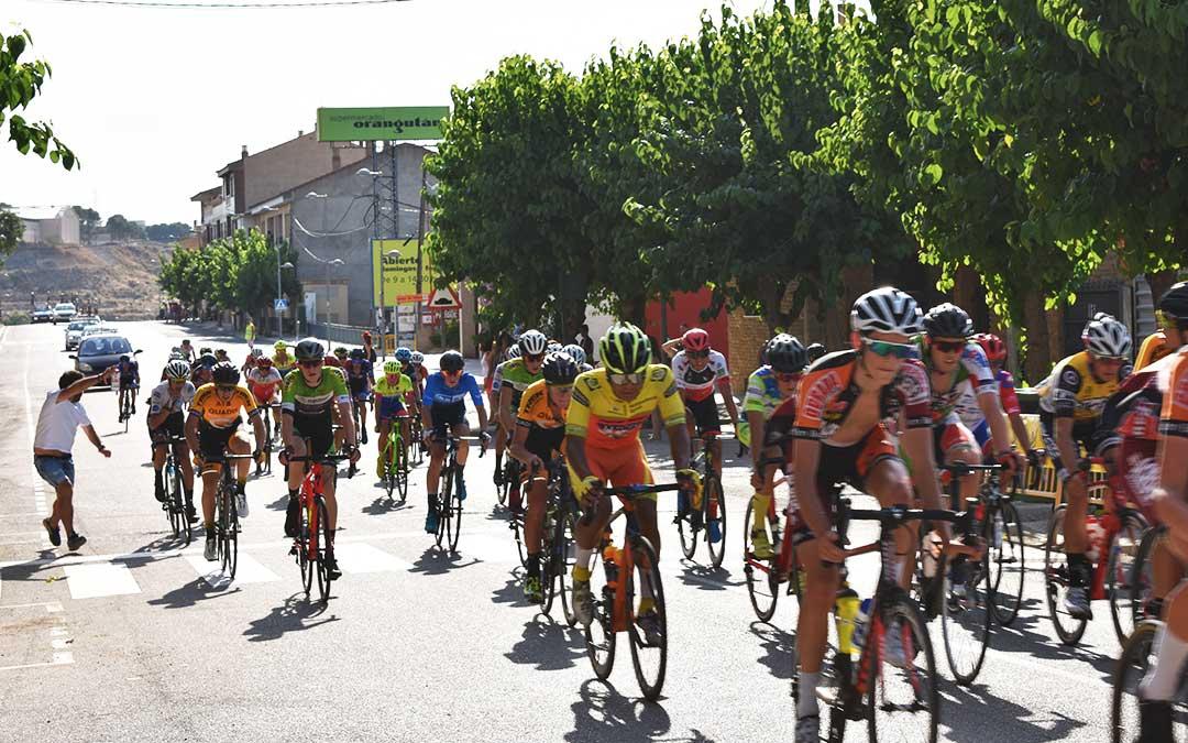 La Vuelta al Bajo Aragón se prepara para su regreso