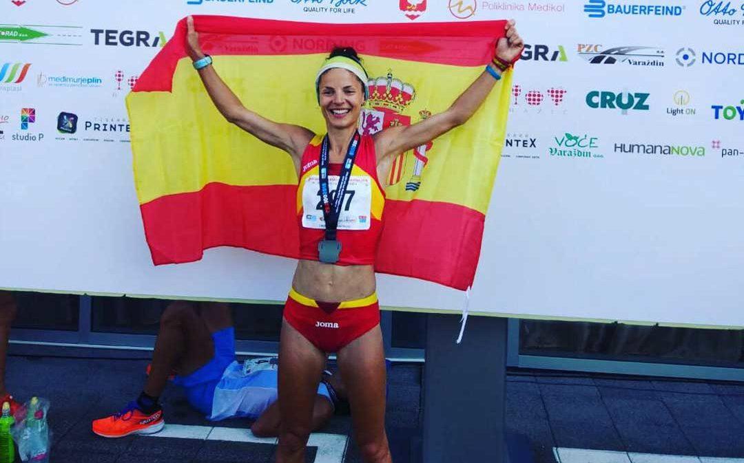 Alicia Pérez: «En el mundial de 50 kilómetros espero bajar mi marca en unos diez minutos»
