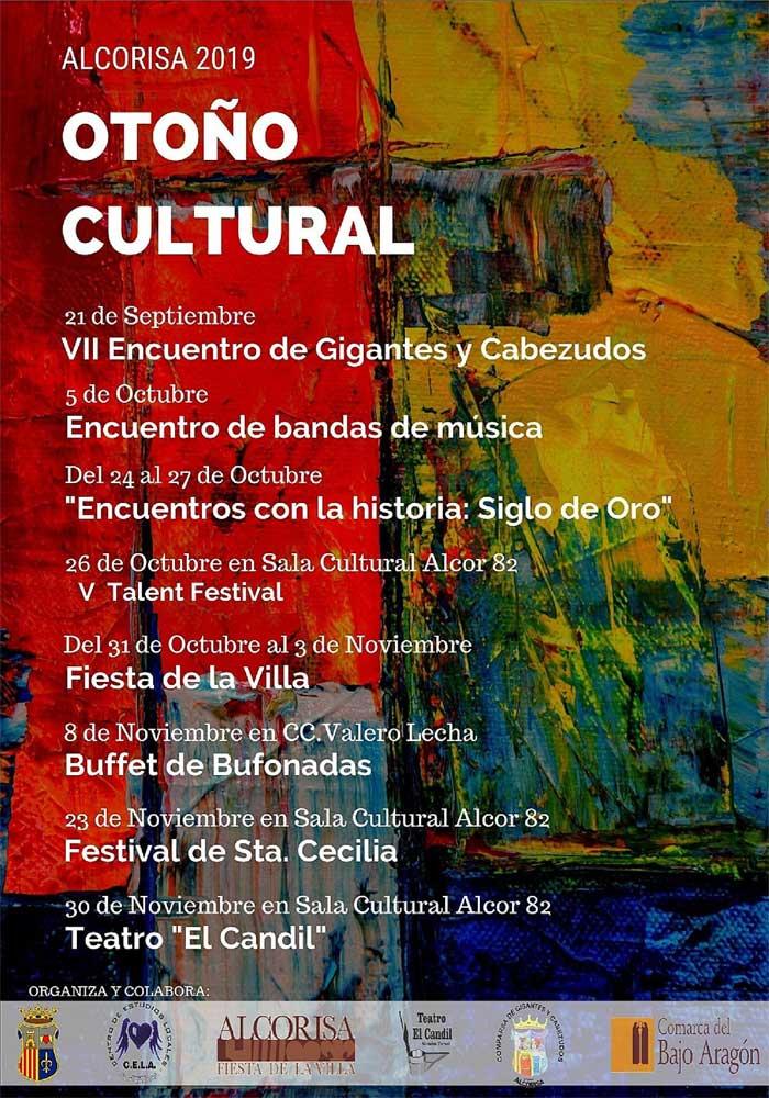 Otoño Cultural en Alcorisa