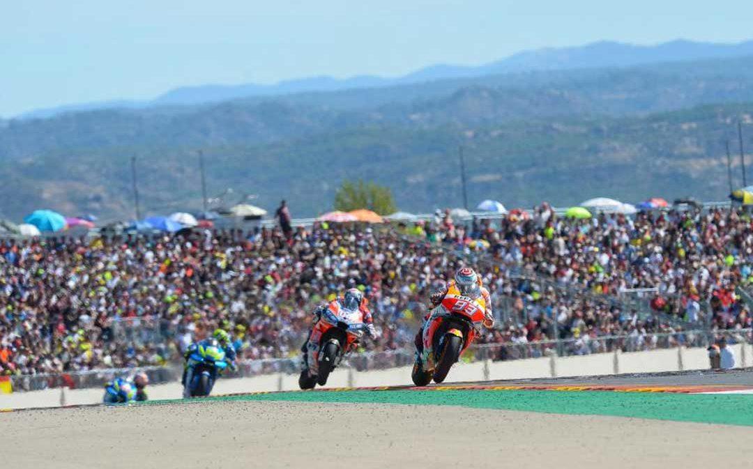 Motorland dejará de ser circuito fijo de MotoGP a partir de 2022