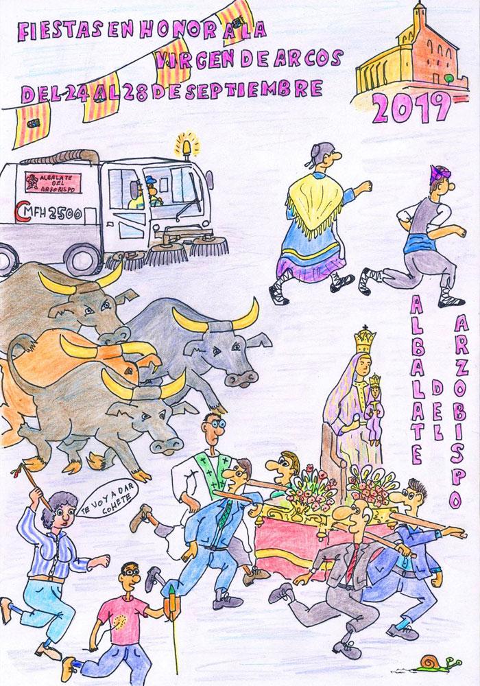 Fiestas patronales de Albalate