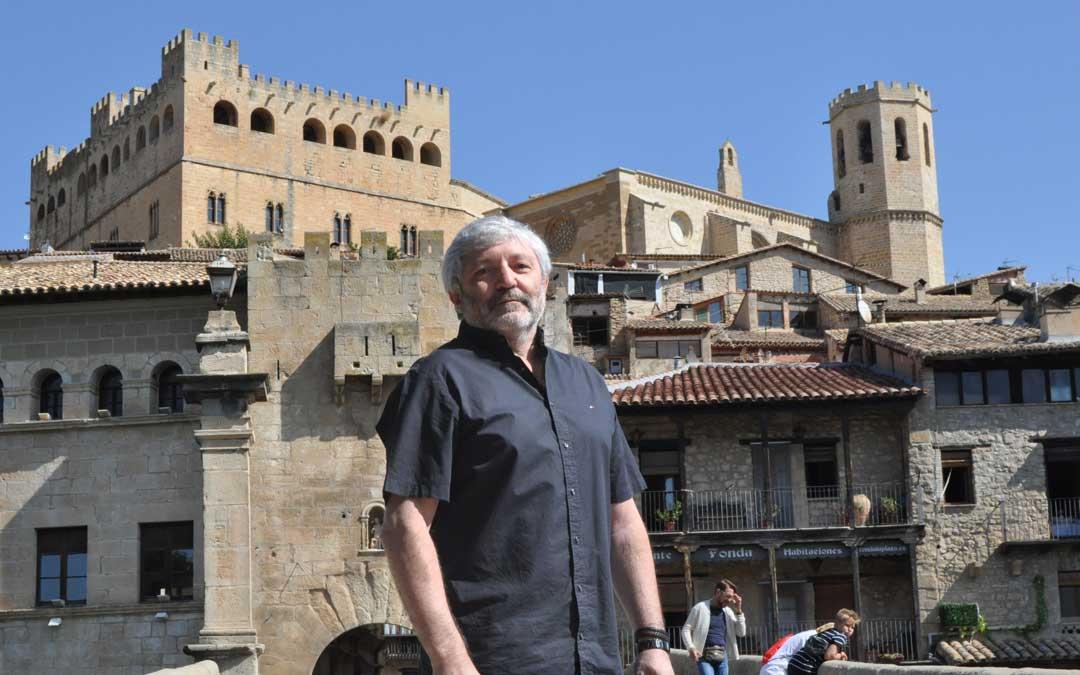 El valderrobrense Jesús Calvo interpretará el papel de Pedro de Azagra en los Amantes de Teruel