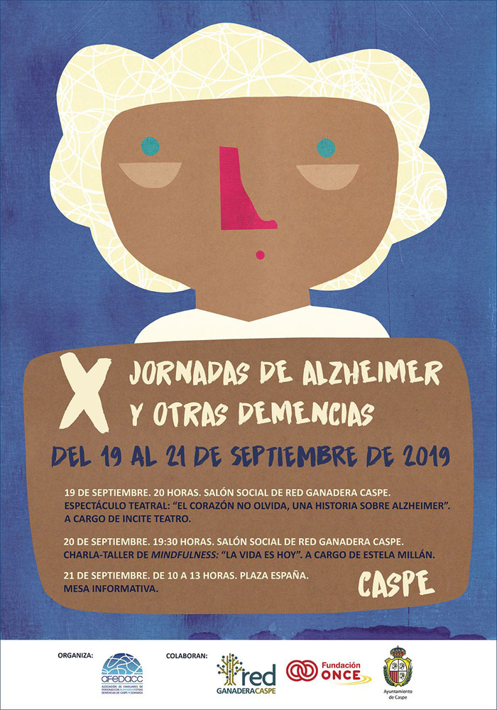 X Jornadas de Alzheimer y otras demencias