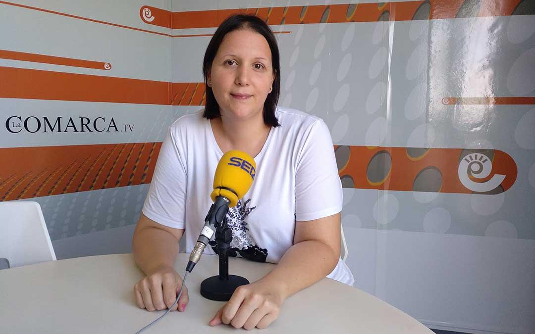Yolanda Garcés, de AFEDABA Los Calatravos./A.M.