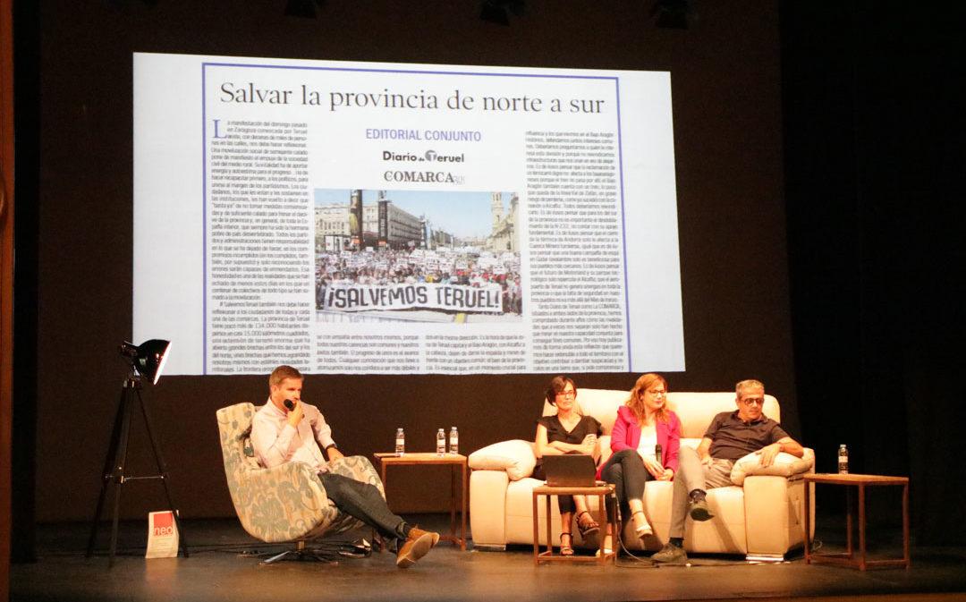 El periodismo local aragonés se reivindica en Alcañiz
