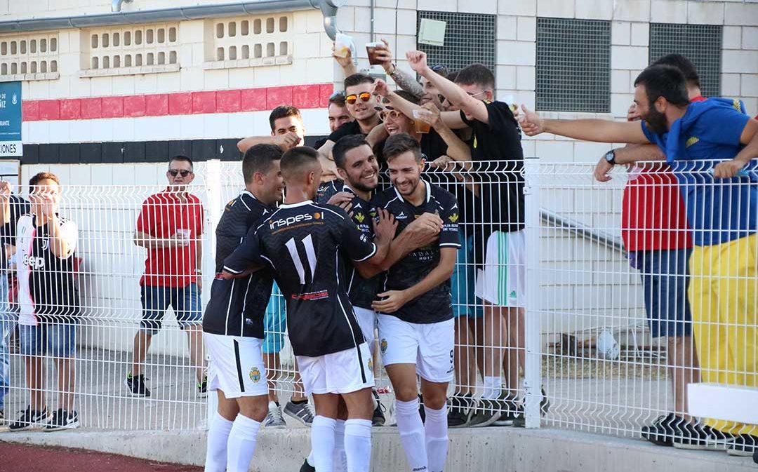 El Alcañiz se gusta ante el Herrera (3-0)