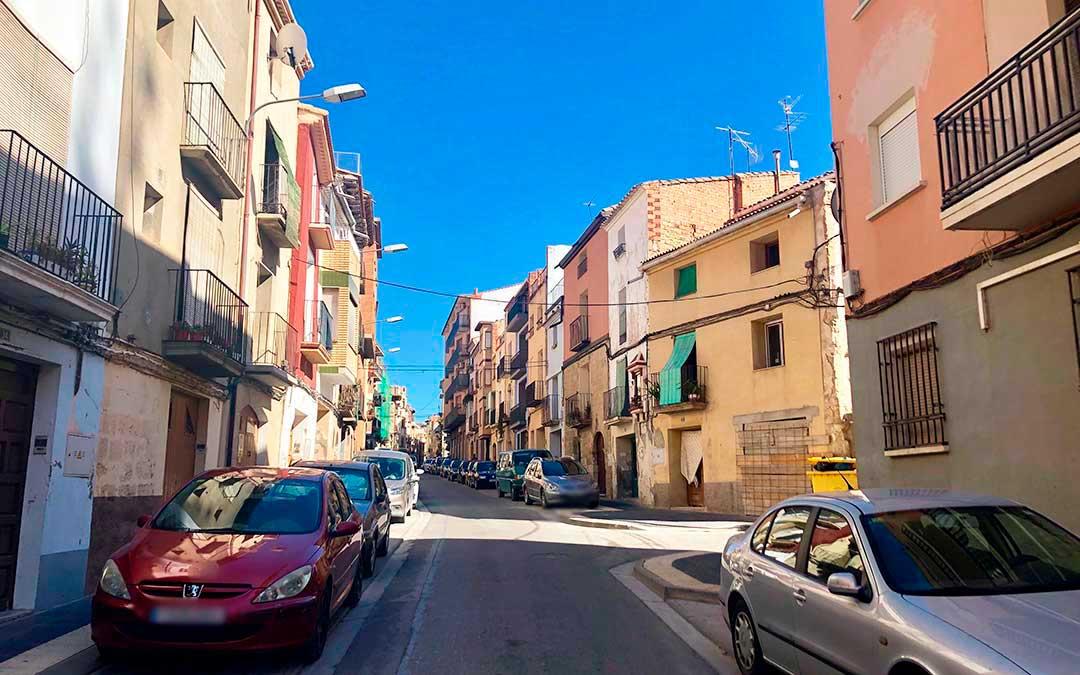 Imagen actual de la calle Coso, donde tuvo lugar la agresión el pasado jueves por la tarde.
