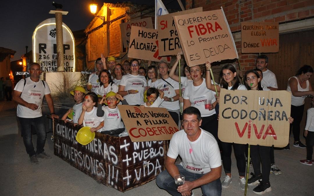 Las reivindicaciones de la España vaciada fueron uno de los principales temas.