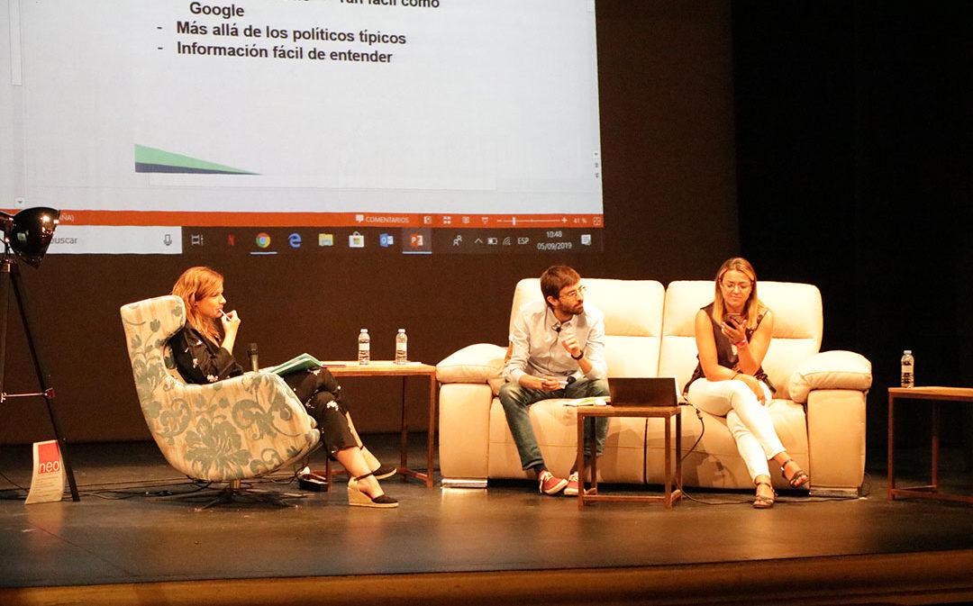 Alcañiz reúne a los mejores profesionales del periodismo nacional