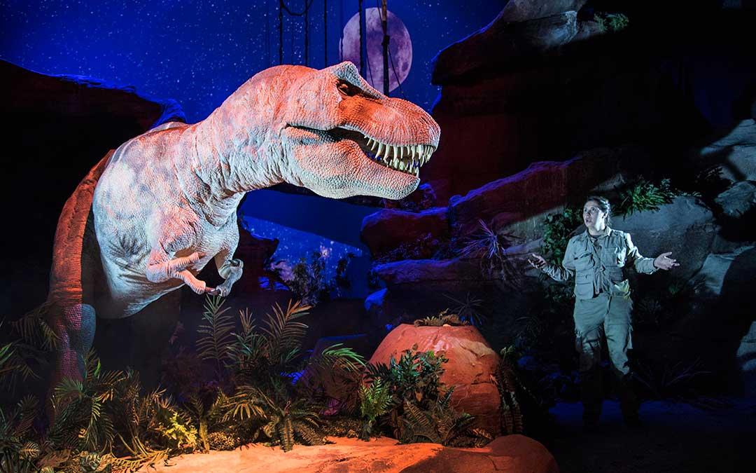 Teruel contará con una Unidad de Paleontología de Dinosaurios