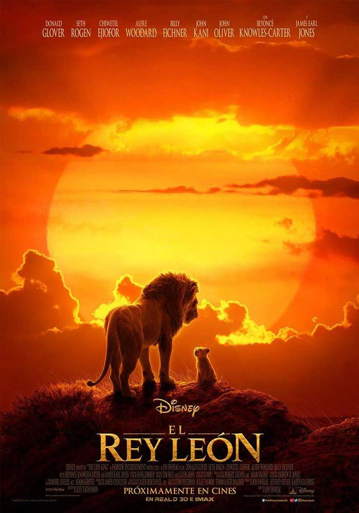 Cartelera Maella «El Rey leon»