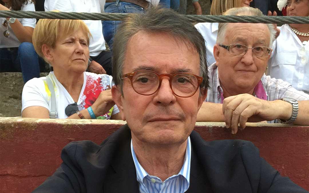 Antonio Catalán, fundador de la cadena AC Hoteles./ C. Serret.