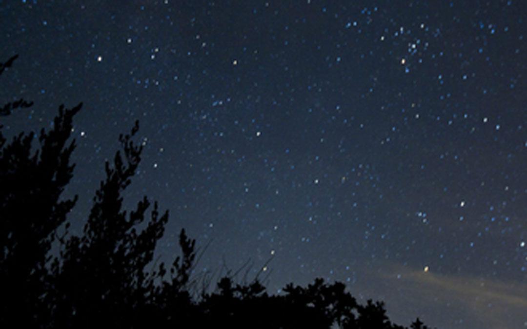 El observatorio de Aliaga abre sus puertas en pleno 'boom' del turismo de estrellas