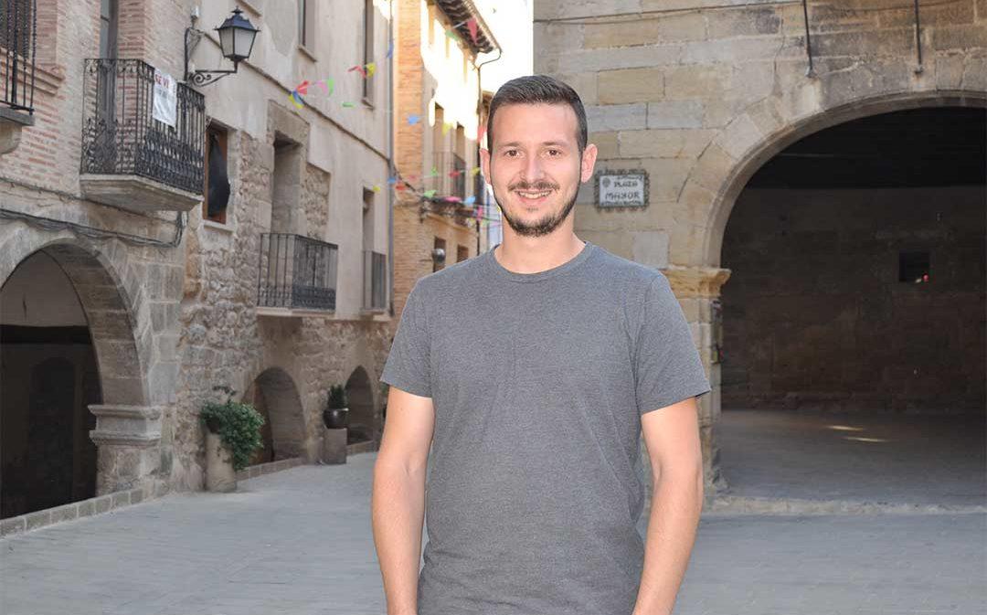 Fontanet: «Siendo jóvenes podemos hacer grandes cosas por un pueblo»