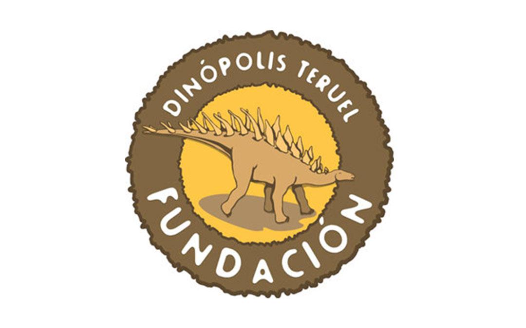 Logotipo de la Fundación Dinópolis./ Fundación Dinópolis