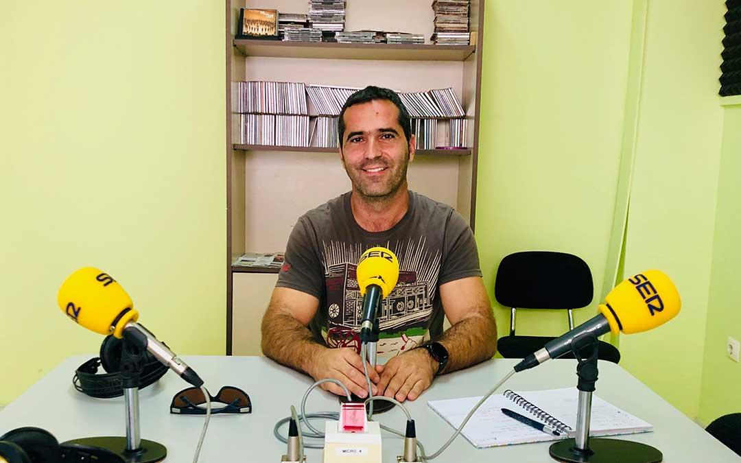 El concejal de Urbanismo y Obras de Caspe es Gabriel Luena.